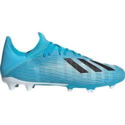 Adidas Herren X 19.3 Fg Fußballschuh, Größe 41 ? in Blau adidasadidas