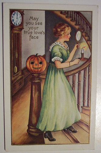 Forgotten Romantic Rituals of Halloween\u0027s Past - romantic halloween ideas