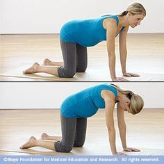 Pin On Yoga While Pregnant