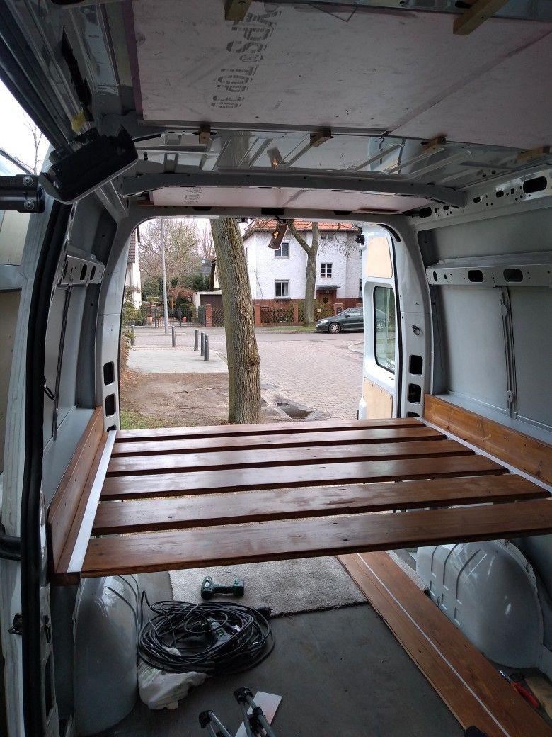 Lattenrost Mit Gleitschiene Easy Zum Herausnehmen In 2020 Bus