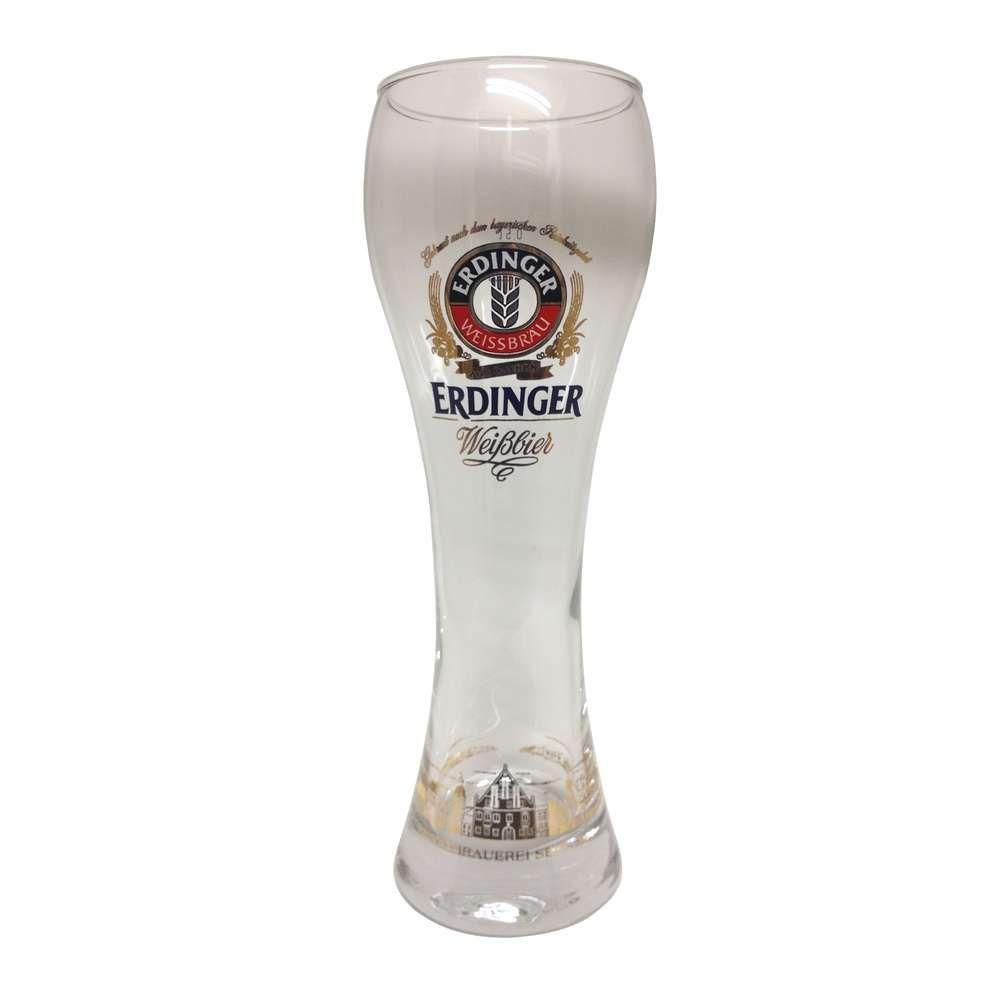 """0.5 Liter KONIG LUDWIG /""""Weissbier/"""" Bavarian // German Beer Glass NEW"""