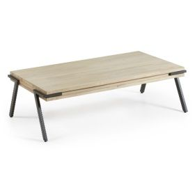 La Forma Disset Salontafel 70 x 125 cm - Bruin
