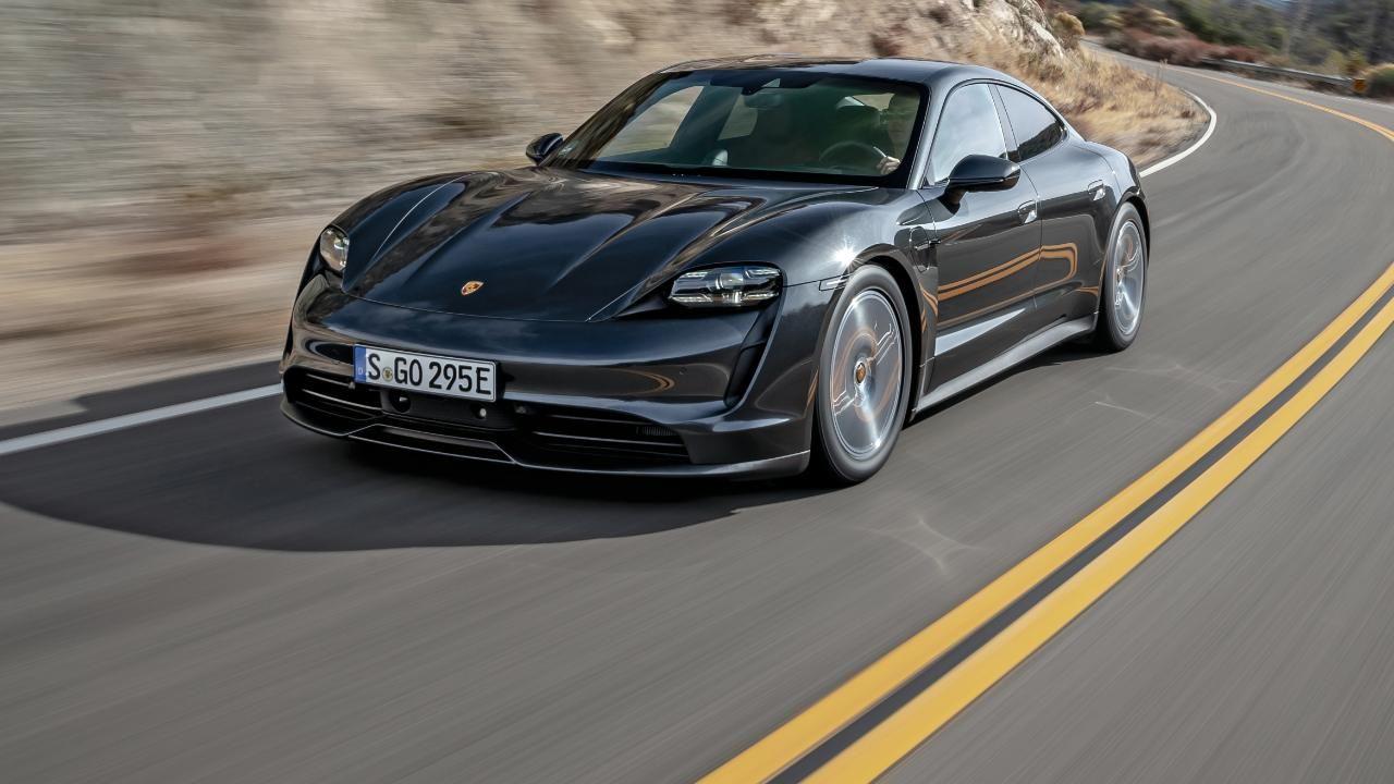 Porsche Taycan 4S Das ist ja mal 'ne gute Basis Autos