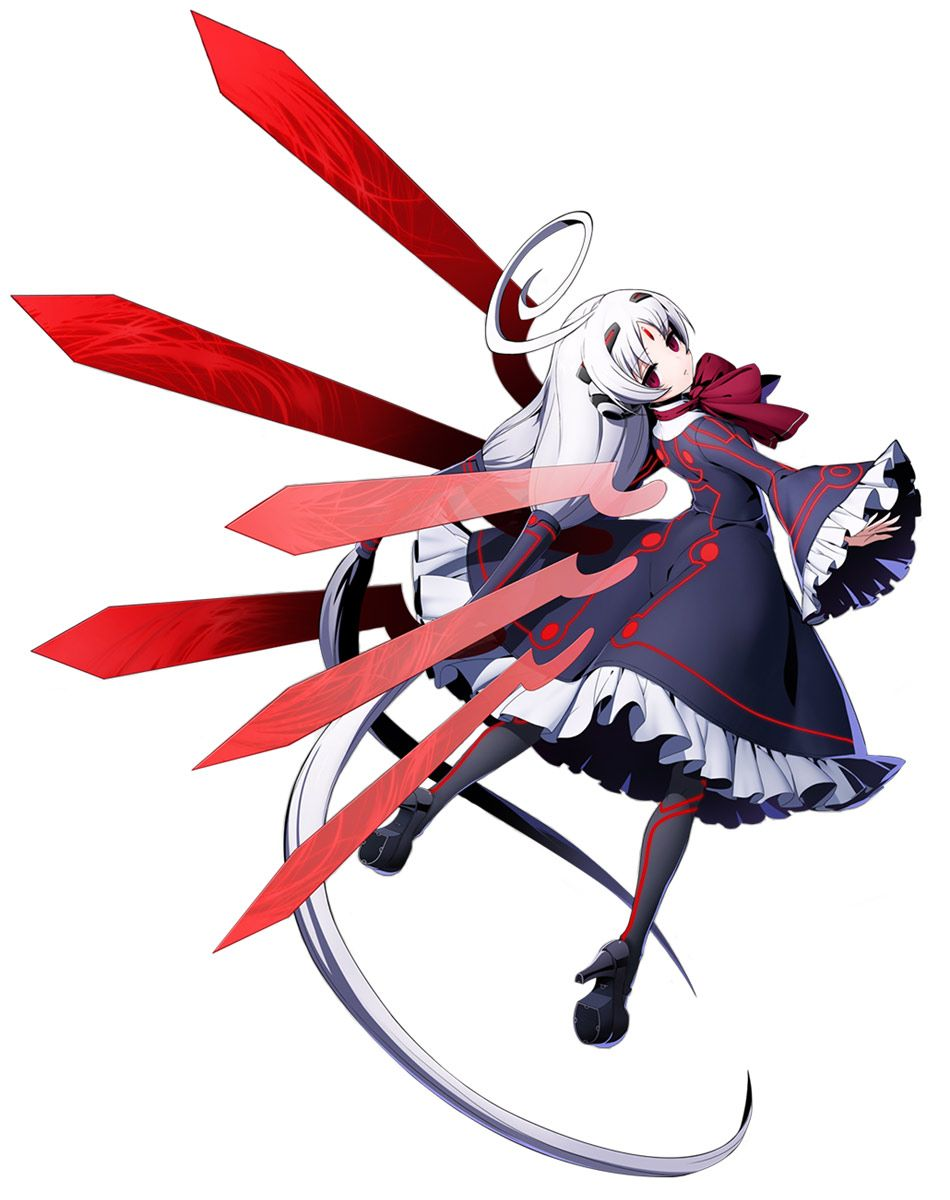Vatista from BlazBlue: Cross Tag Battle | Character design