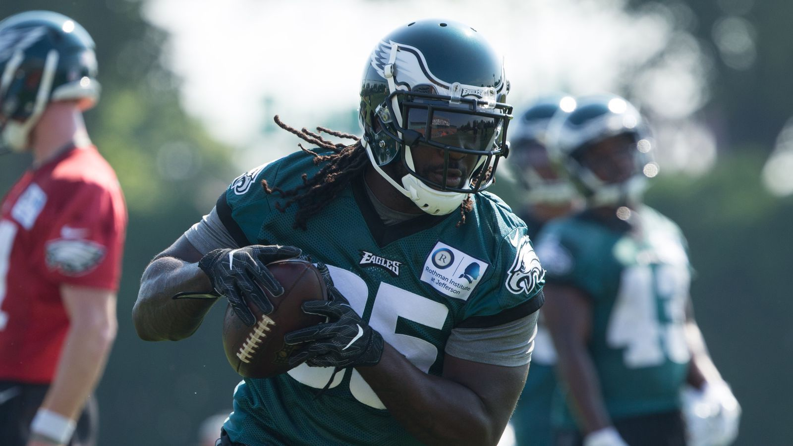 Eagles might use LeGarrette Blount like he's never been