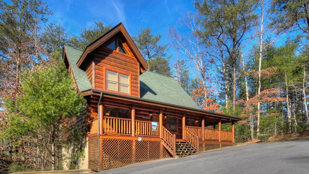 20 pigeon tennessee cabins to rent cabin