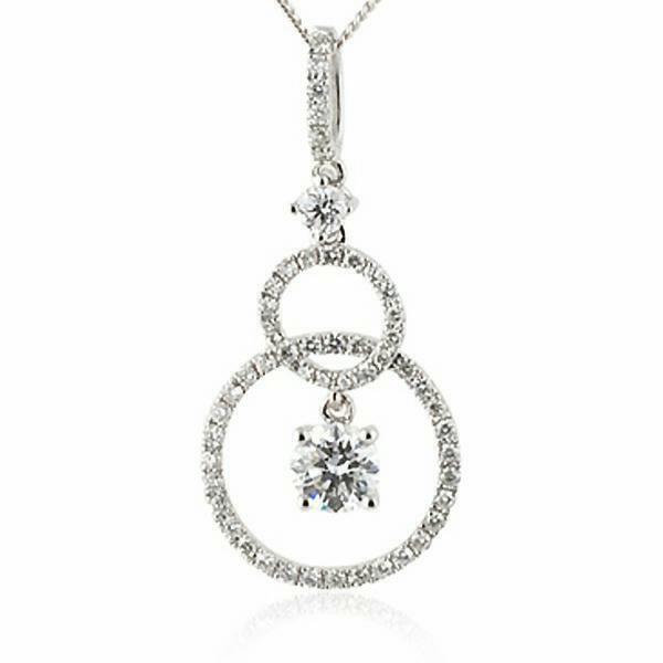 #neckpiece #delicate #sensational #18ct #whitegold #sculpted #slender #rings #diamond