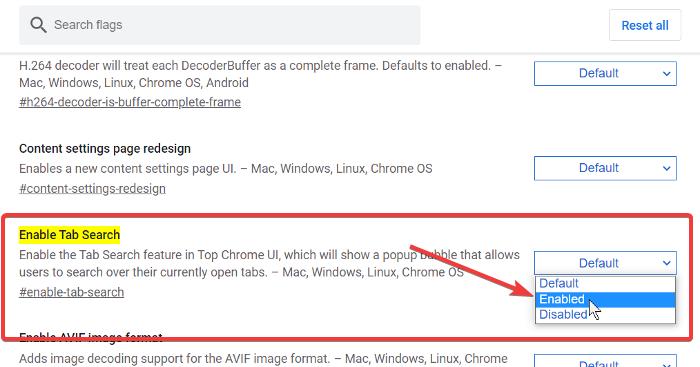 Chrome Chrome Pc Repair Tab