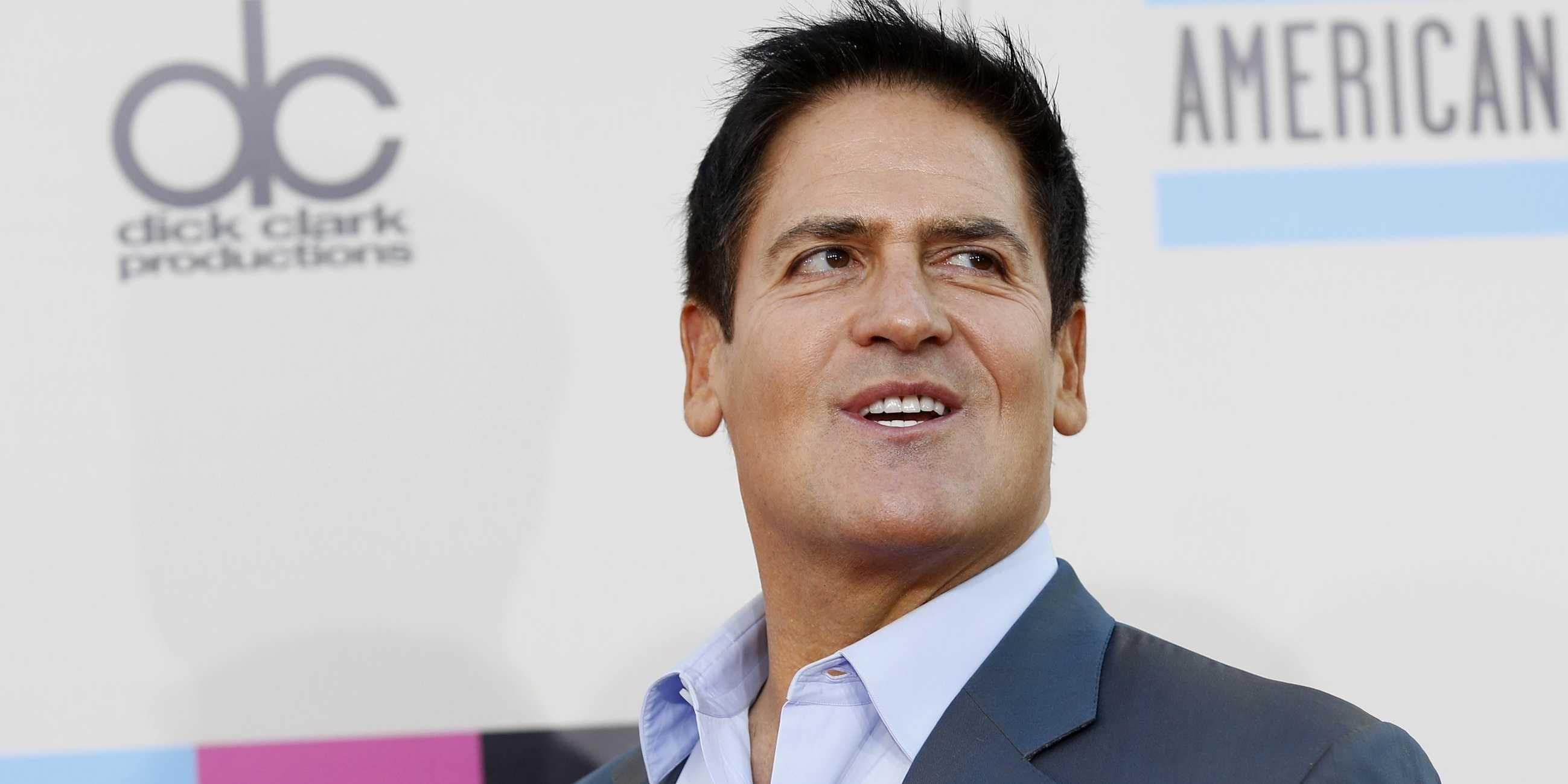 Mark Cuban Negotiated A New 'Shark Tank' Deal With Sony