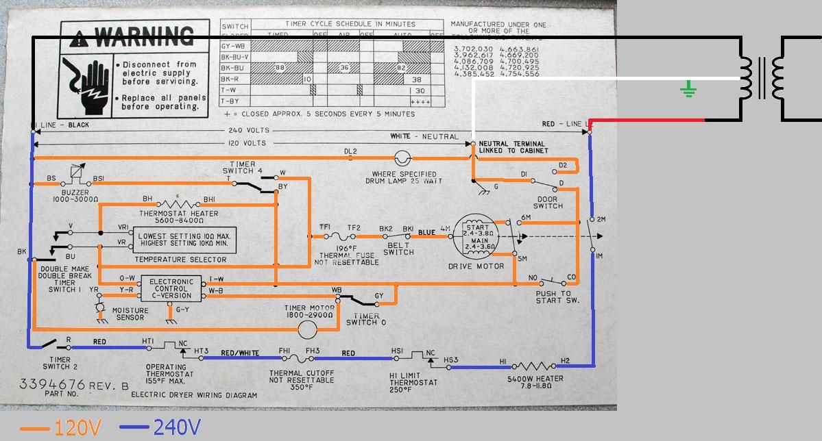 Image result for Home 240V Outlet Diagram Dryer outlet