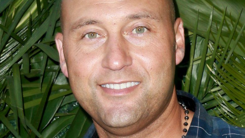 Derek Jeter Welcomes First Child With Wife Hannah Httpswww