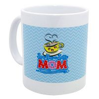 Your student gets to give a personalized mug to mom!