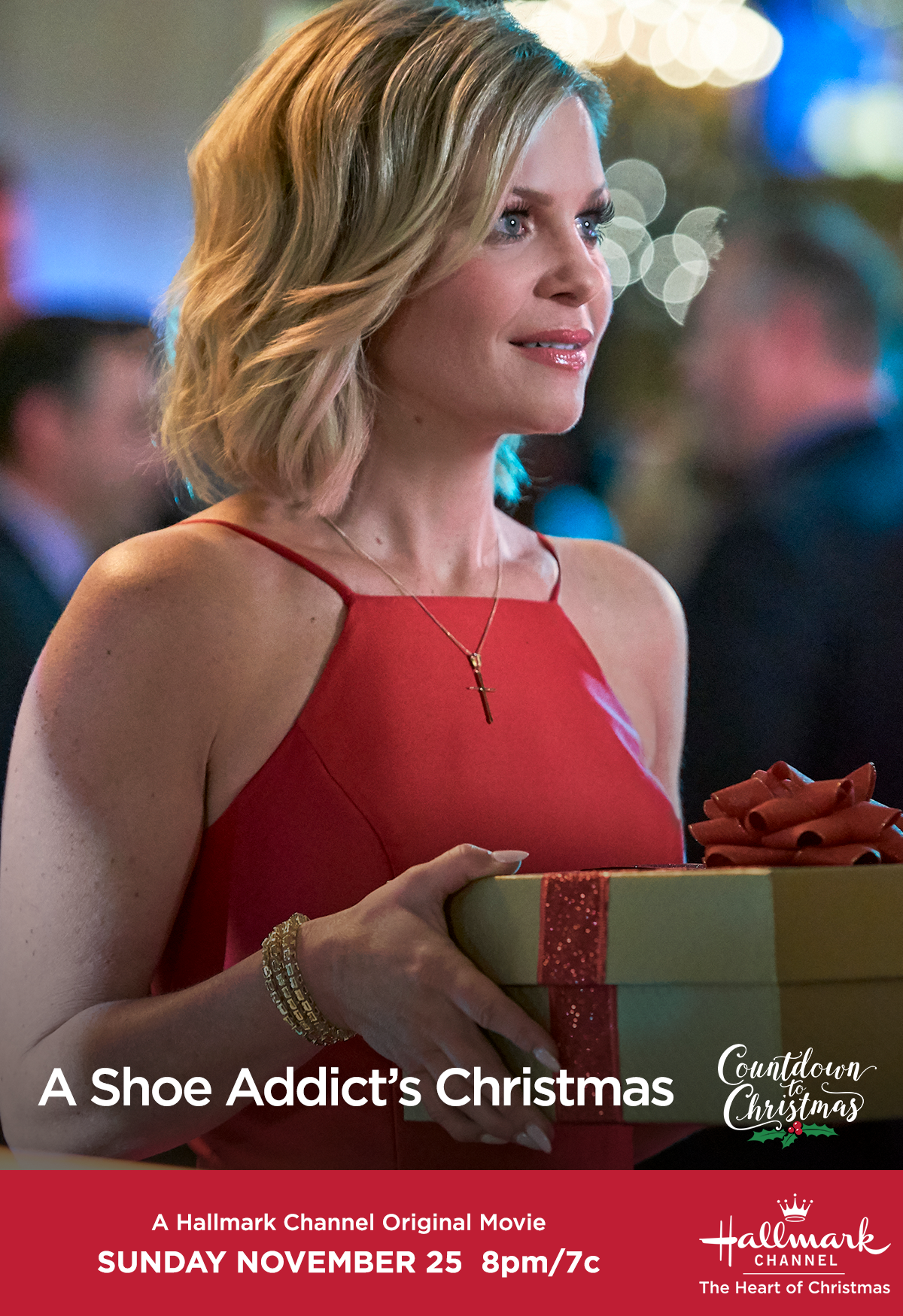 Christmas In Love 2020 With Cameron Bure A Shoe Addict's Christmas | Hallmark Channel