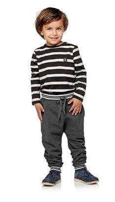 Dreng - Søg på dit barns størrelse her: Rossland Lt Langærmet T-shirt