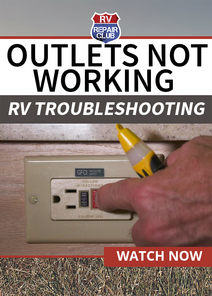 If You Ve Ever Encountered A Shorted Series Of Electrical Outlets On Your Rv And Felt Completely Stumped For A Solution Trust U Rv Outlet Rv Repair Rv Camping