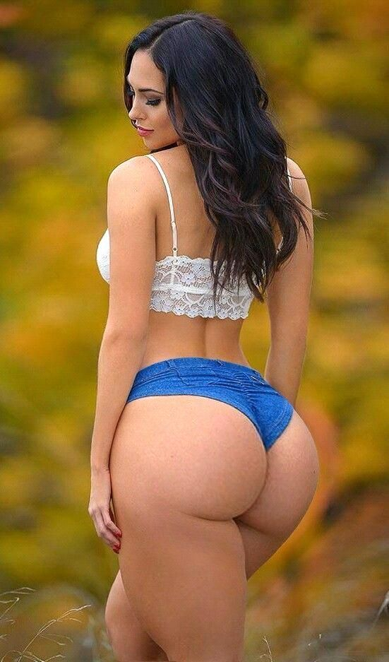 Latina Panty Arsch