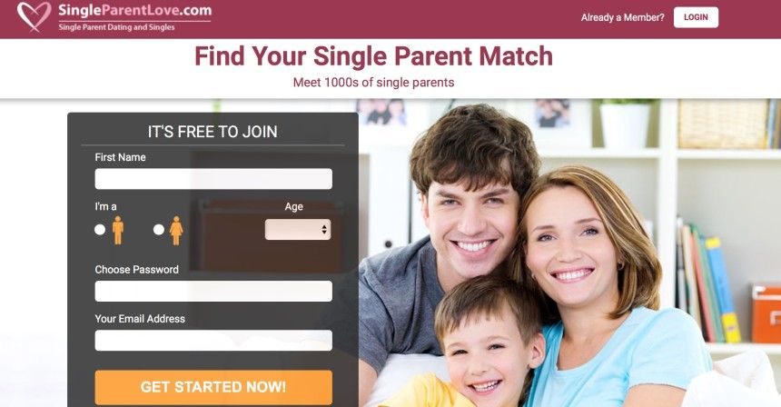 Singleparents com login