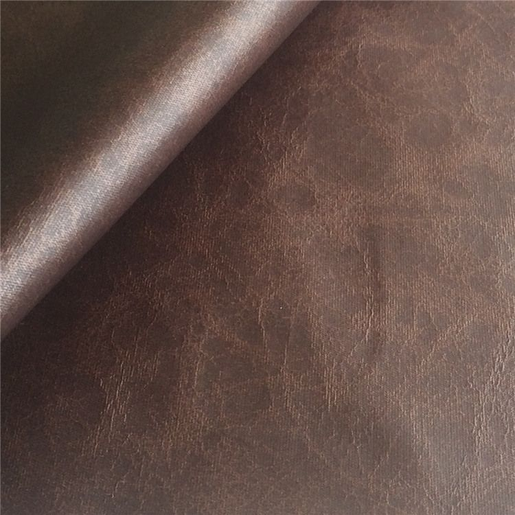 Popular Bronzed Suede Fabric For Sofa China Manufacture Faux Suede