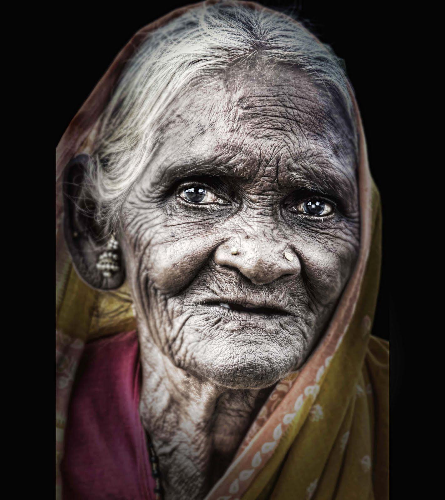 Woman in Basara