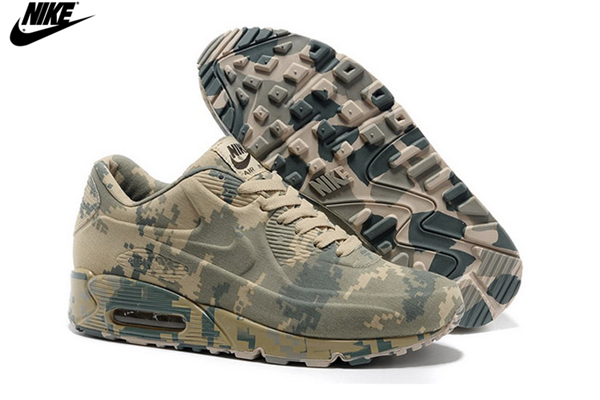 nike air max 90 vt shoes army camouflage