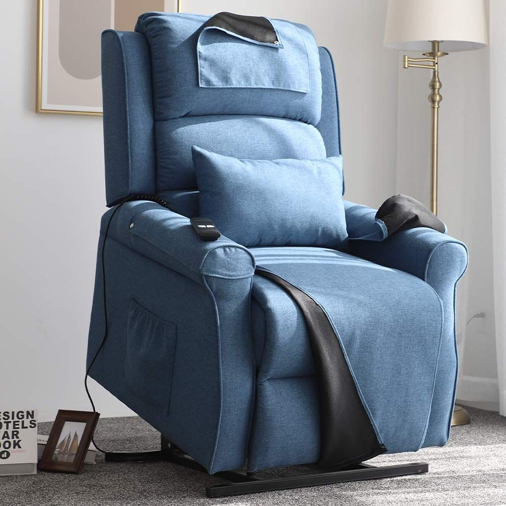 Irene House Power Modern Transitional Lift Chair Recliners