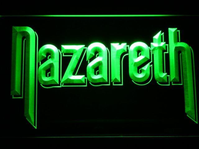 Nazareth LED Sign