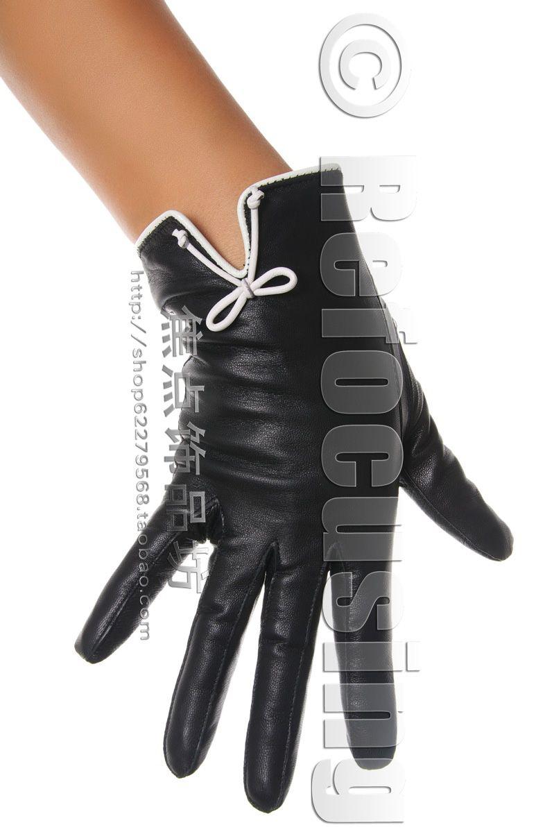 Black leather gloves small - Small Glove Black Women Recherche Google