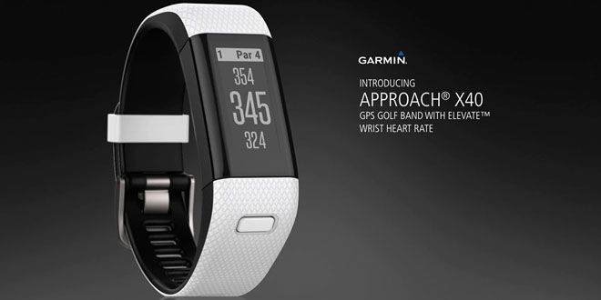 Garmin Approach X40, una nueva pulsera para golfistas http://j.mp/1XcO9gi |  #Gadgets, #GarminApproachX40, #Golf, #Noticias, #Tecnología, #Wearable