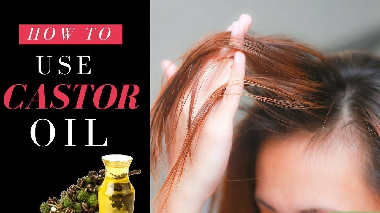Castor oil has long been used as a remedy for hair loss and thinning