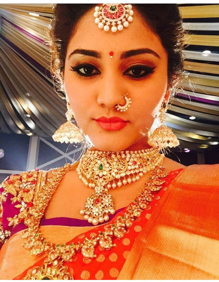 Nose ring Bridal Pinterest Ring Indian jewelry and Saree
