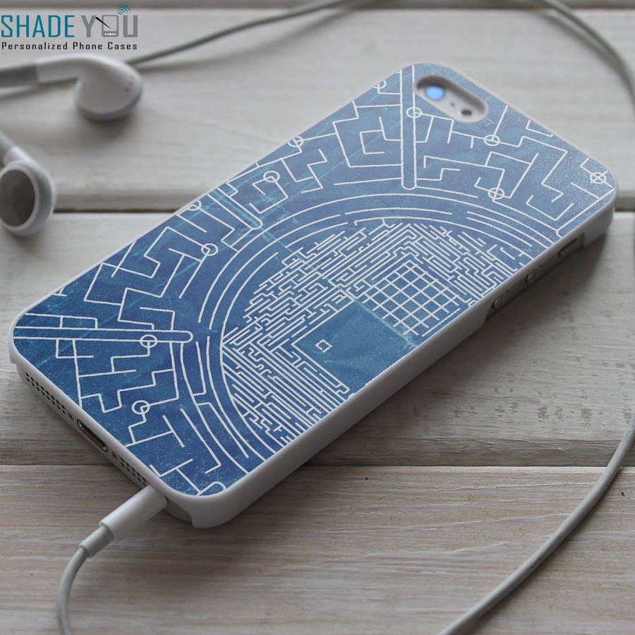 The Maze Runner Glade Map - iPhone 4/4S, iPhone 5/5S/5C, iPhone 6 ...