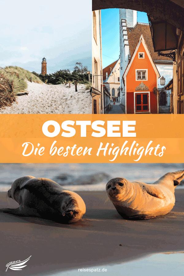 Ostsee Sehenswürdigkeiten die absolut begeistern