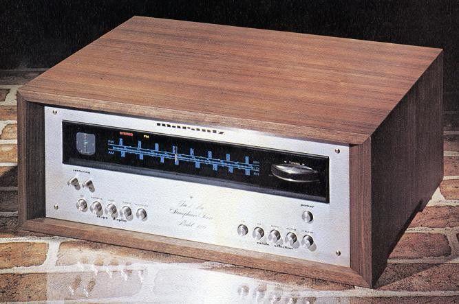 Marantz Model 120 (1972)