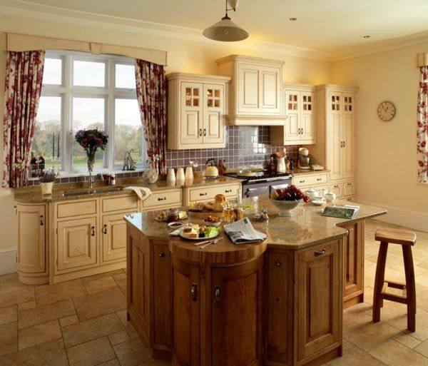 country kitchens country house kitchen in oak handmade violet