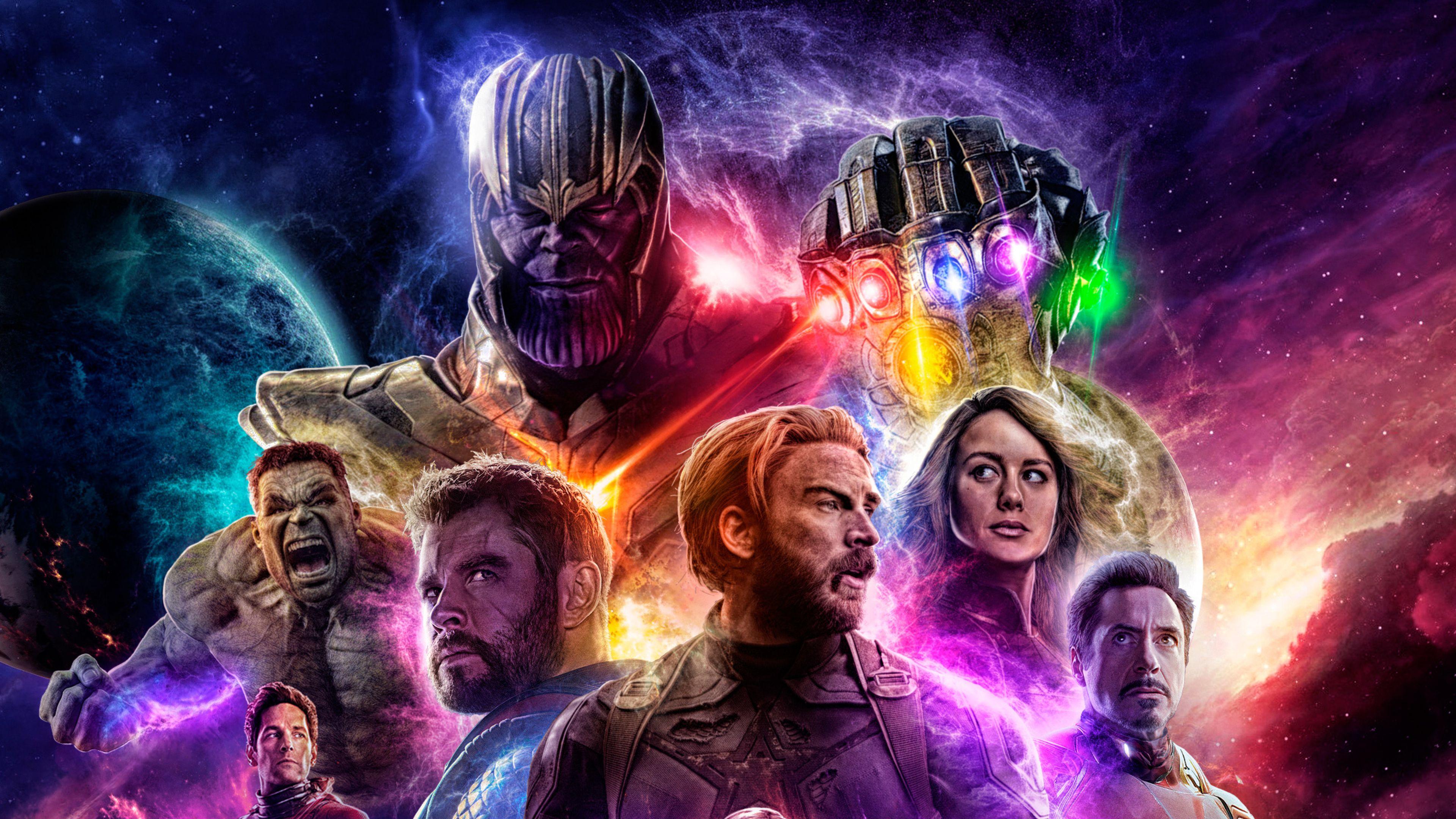 Avengers 4 Endgame Wallpapers 4k For Mobile: Avengers 4 End Game Art Avengers End Game Wallpapers Hd 4k
