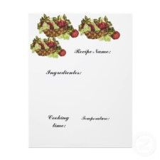 Matching paper for STRAWBERRY BINDER