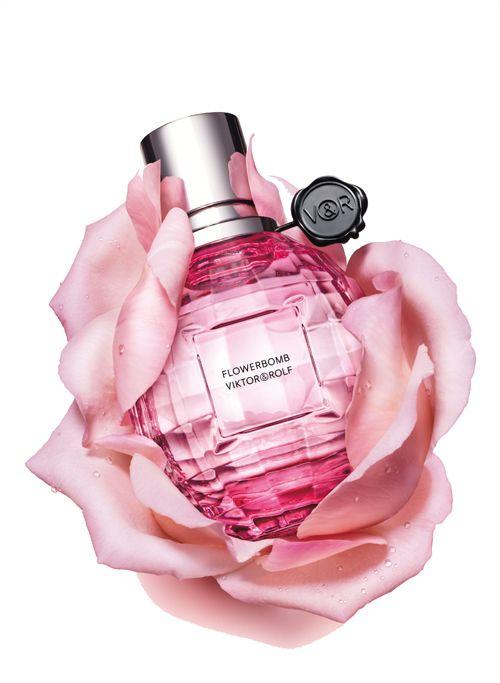 Flowerbomb La Vie en Rose Limited Edition Viktor | Perfume ...