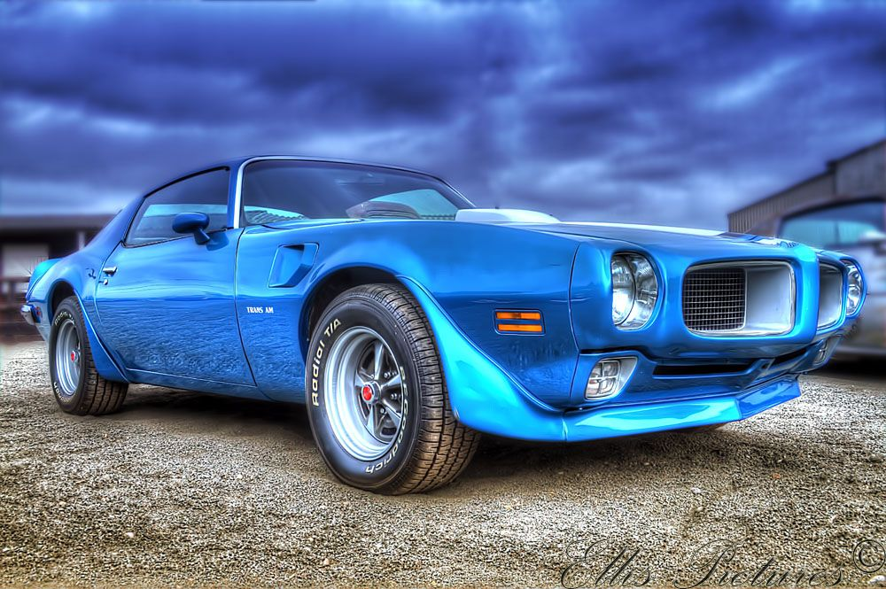 Beautifully Enhanced Photo Of 70 Pontiac Trans Am Ram Air Iii Pontiac Firebird Trans Am Pontiac Firebird Firebird Trans Am