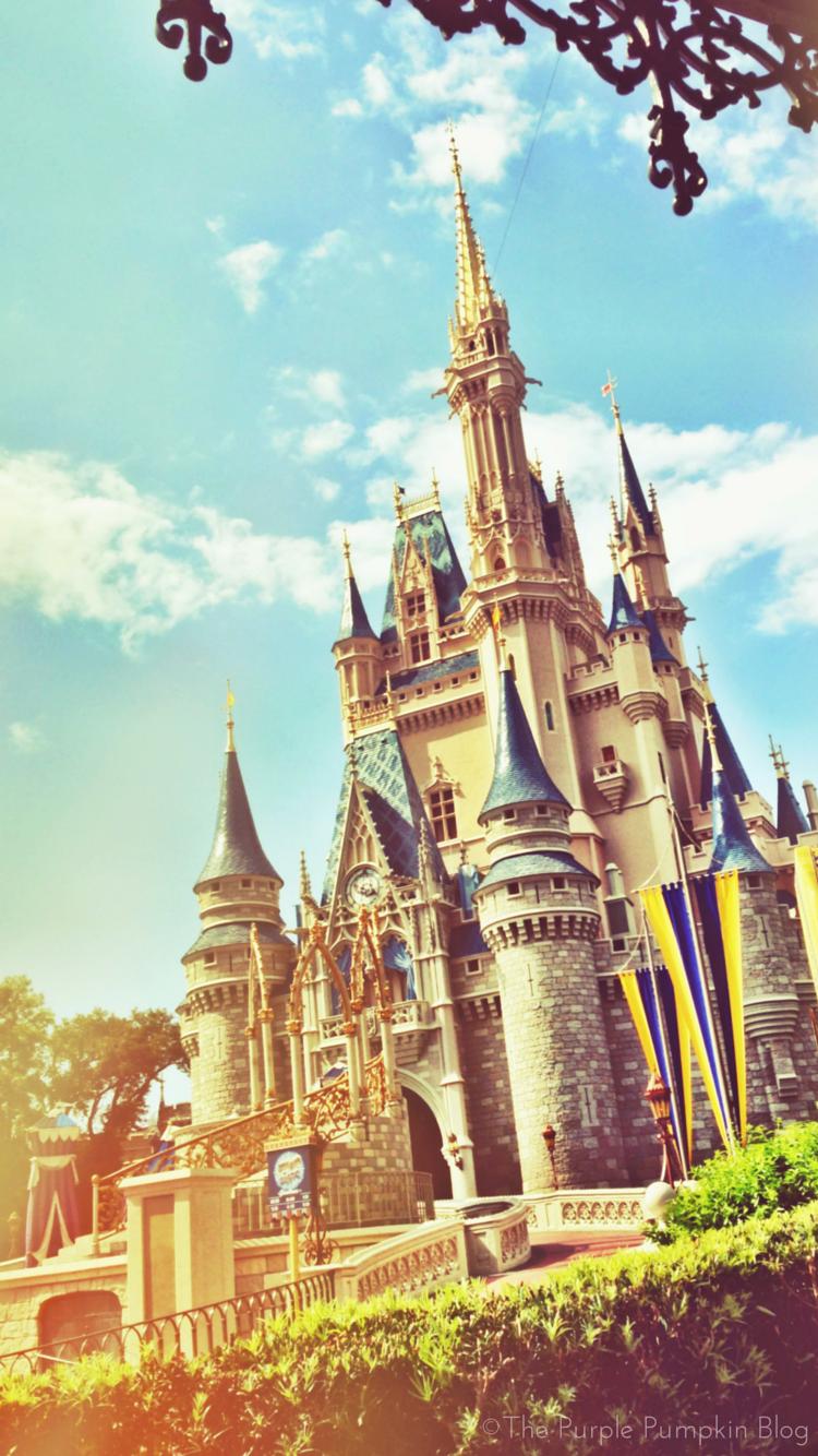 Disney Parks iPhone Wallpapers 20/100DaysOfDisney Fondo