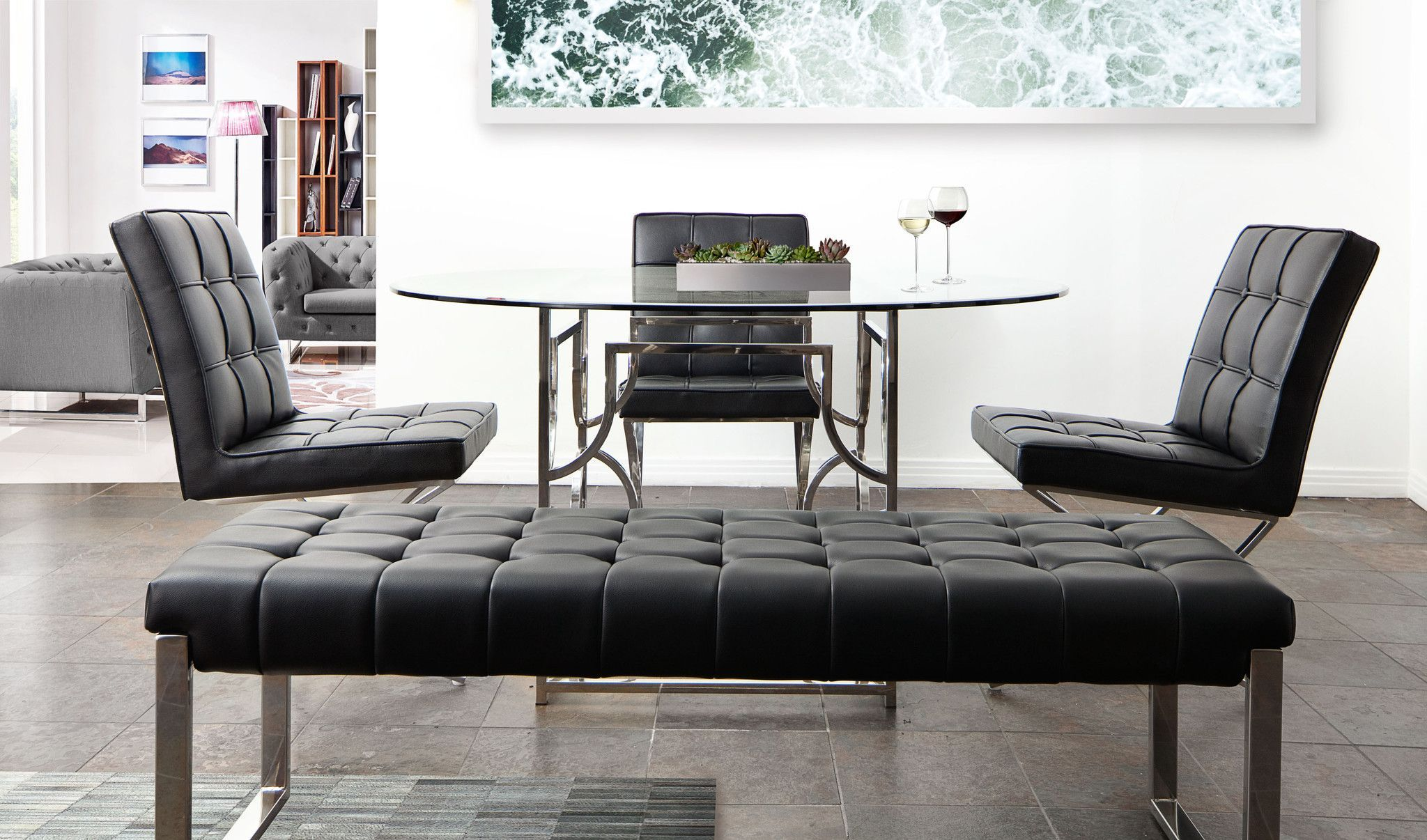 Poundex Sectional Sofa F7310 Products Pinterest