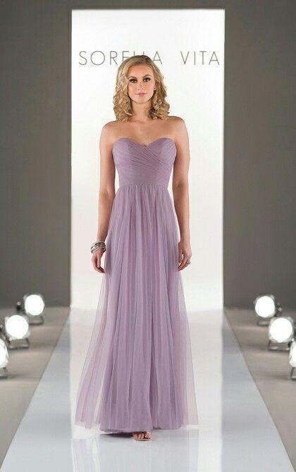 Sorella Vita, 8486, Dusky lavender, Sz 14, $260 Available at Debra\'s ...