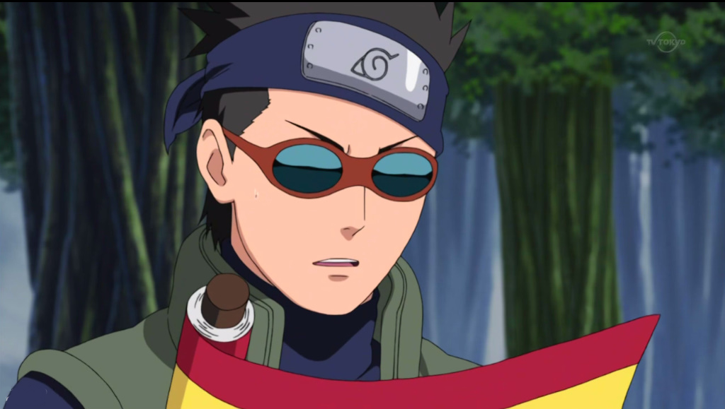 Aoba Yamashiro Naruto Wiki Personajes De Naruto Naruto Sellos De Naruto