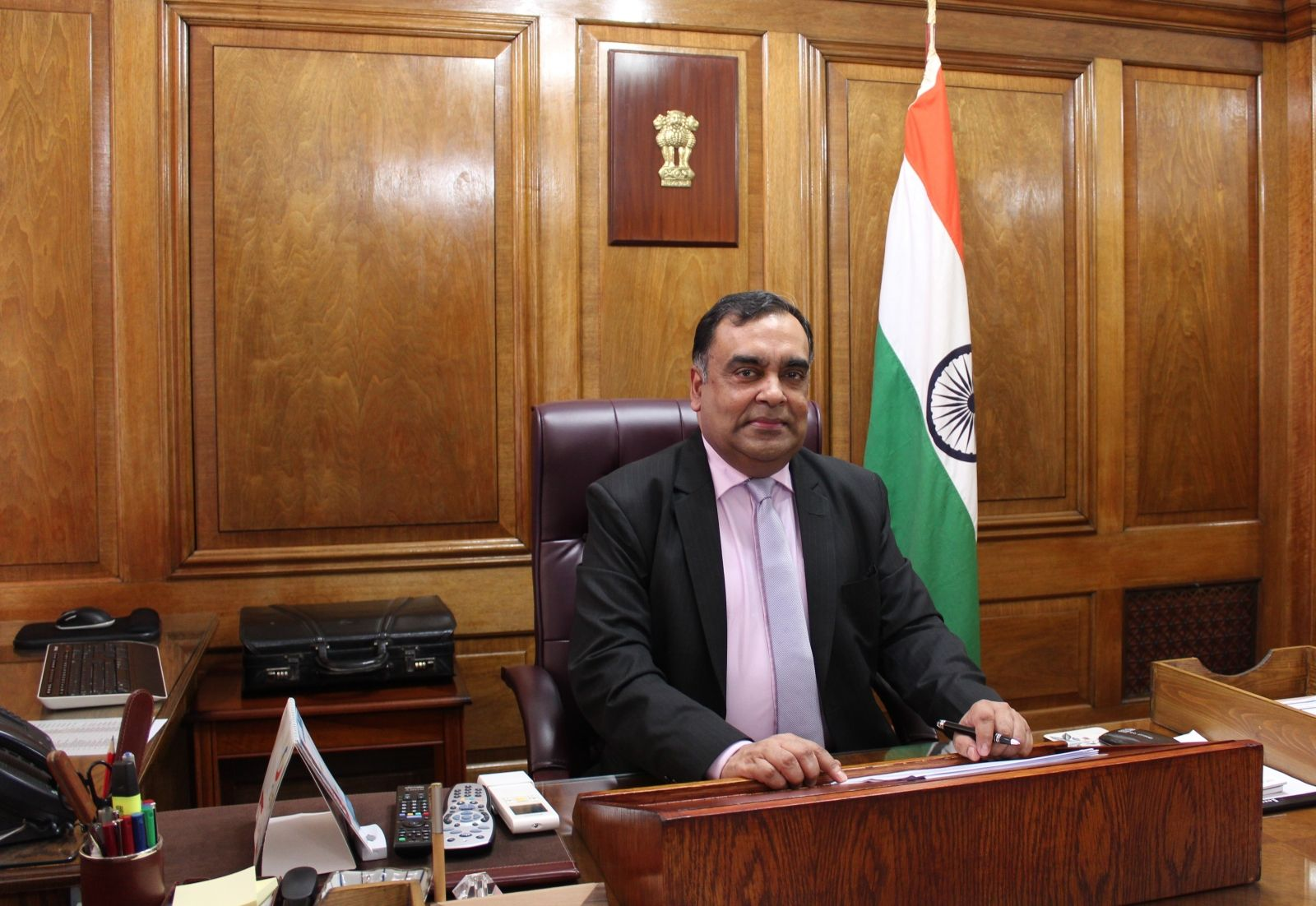 Brexit an opportunity to 'reset and accentuate' UKIndia