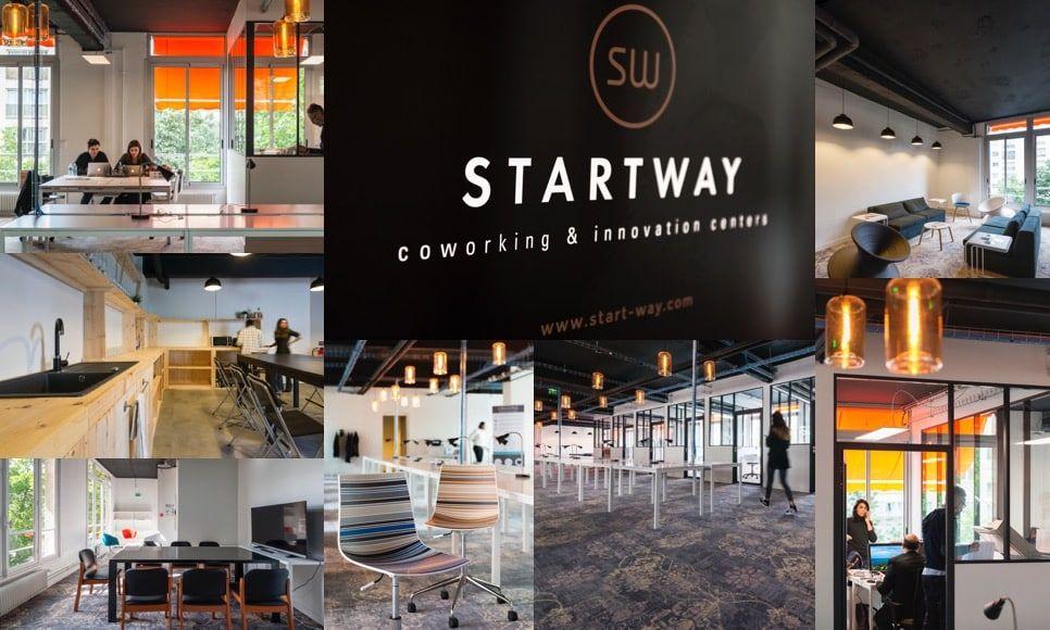 Start way le er réseau d espaces de coworking et de bureaux à