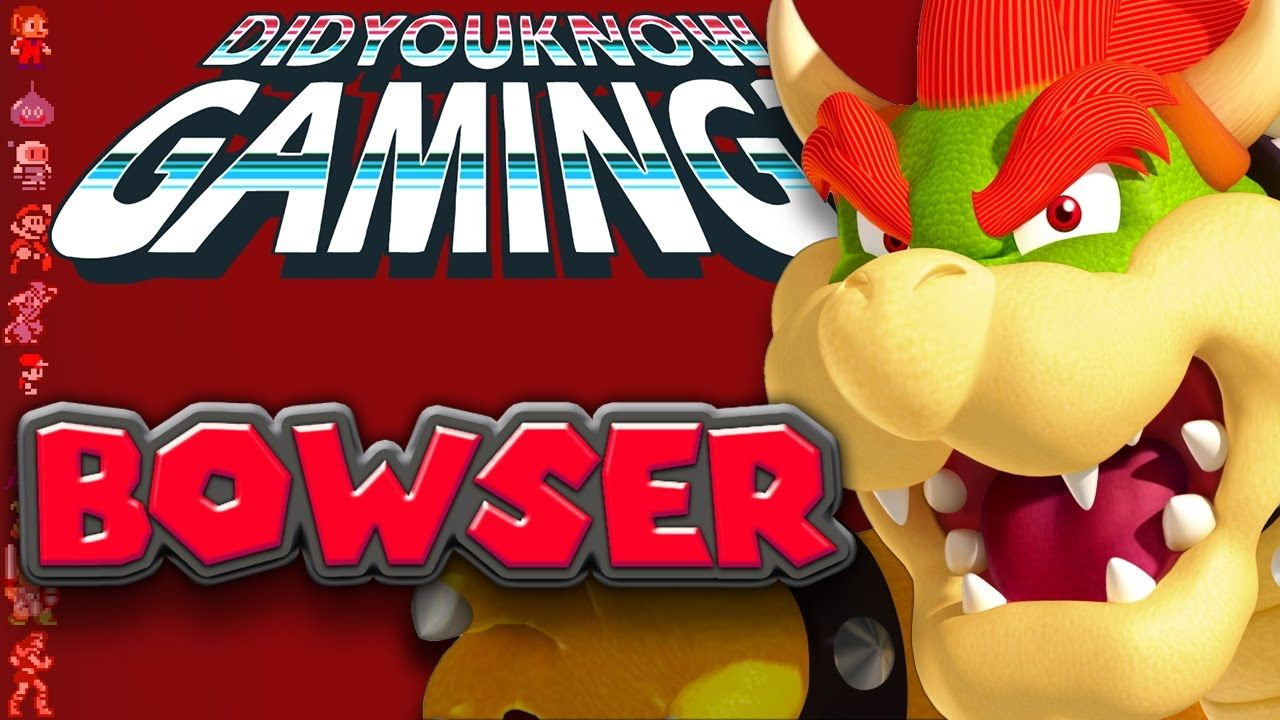 Bowser - Did You Know Gaming? Feat. Eruption