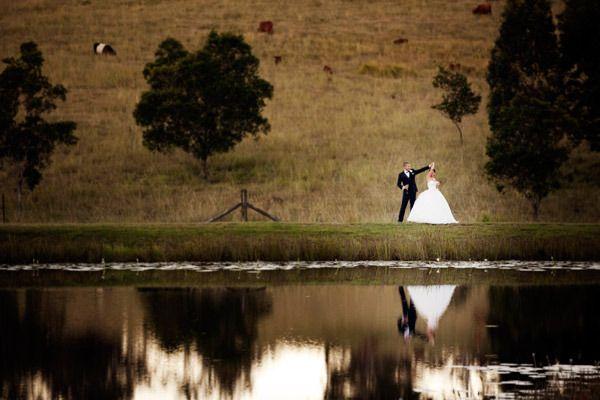 Efeito espelhado    Photography By / callibphotography.com.au, Floral Design By / asculptedleaf.com.au