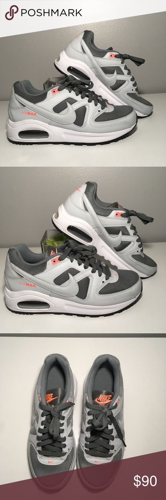 Nike Air Max Command Flex GS Cool Grey New without box nike
