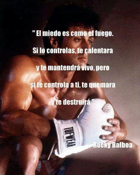 Rocky Balboa Motivacion Frases Frases Motivadoras Y