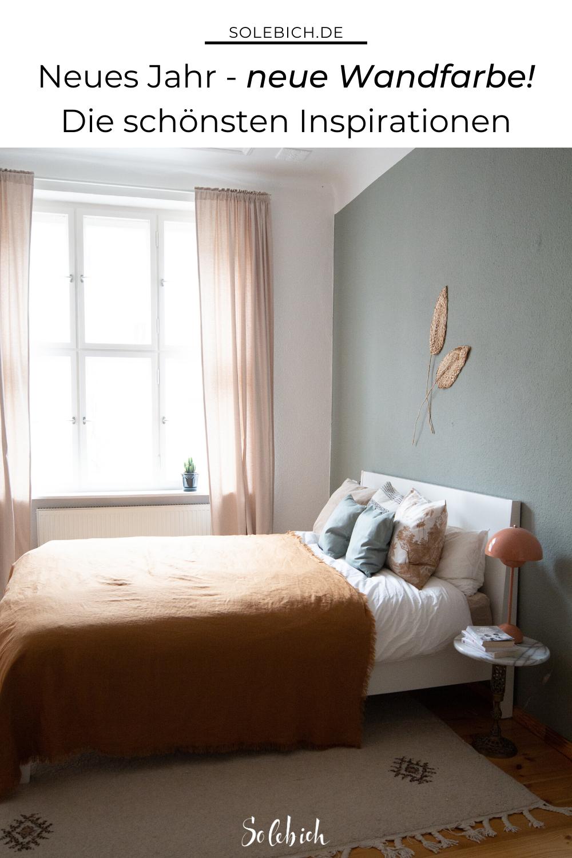 Die Schonsten Ideen Fur Deine Wandgestaltung In 2020 Zimmer Schlafzimmer Wand Schlafzimmer Einrichten