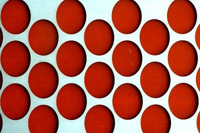 Anachropsy - photography: circles